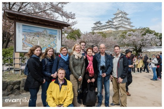 2015 Cherry Blossom Tour Japan Photo Guide