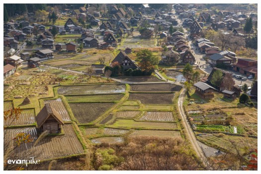 Shirakawago Japan Photo Guide 029