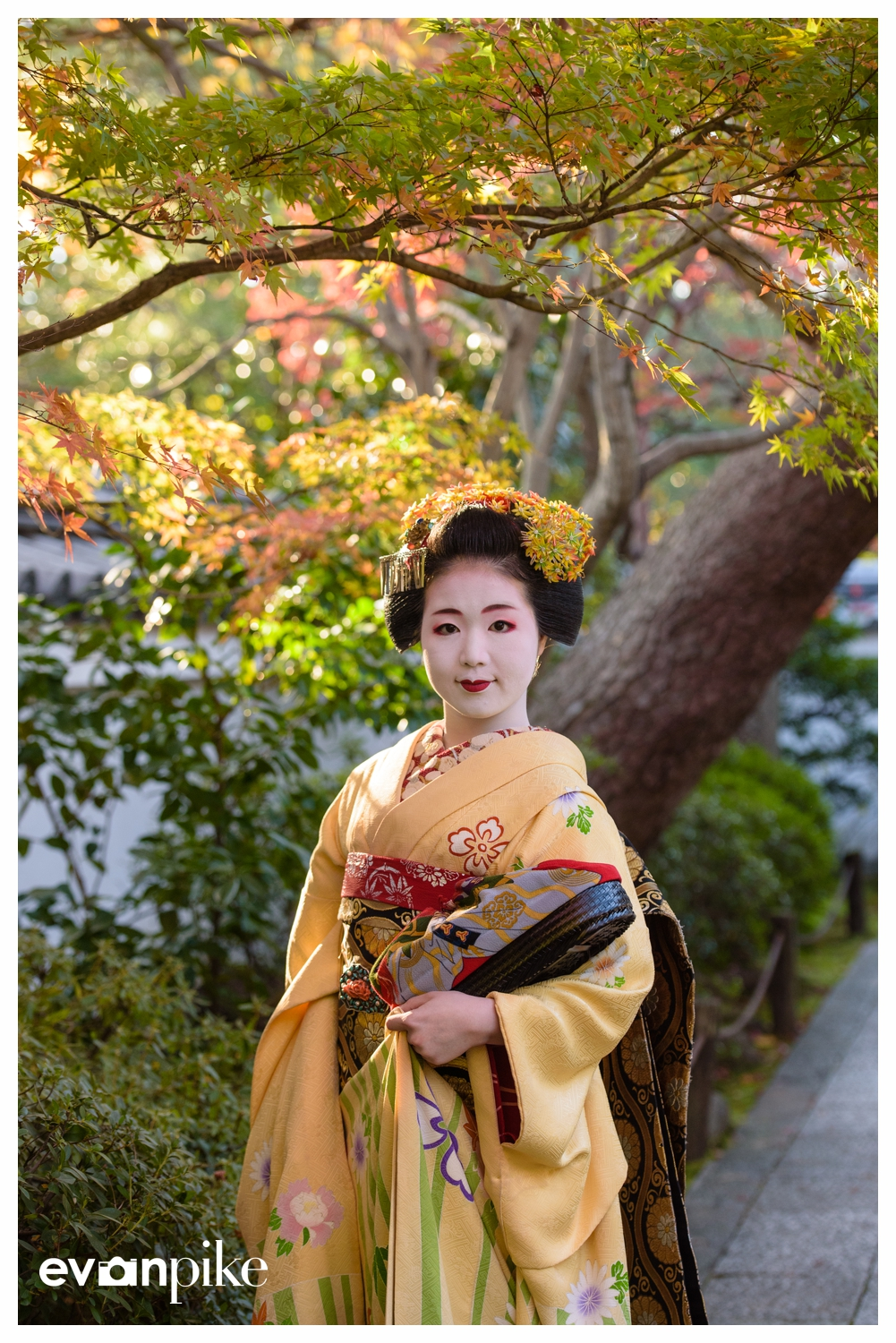 Japan Photo Guide Maiko 002