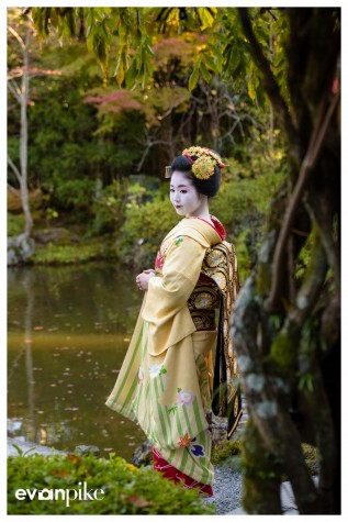Japan Photo Guide Maiko 007