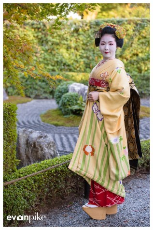 Japan Photo Guide Maiko 011