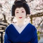 114-Kyoto-Geiko-Portrait-Cherry-Blossom